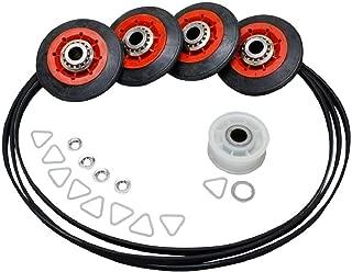 4392067 Dryer Repair Kit for 27-in. Whirlpool Dryers by PartsBroz - Replaces Part Numbers AP3109602, 2015, 4392067VP, 587637, 80047, AH373088, EA373088 & PS373088