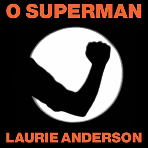 Amazon Music ローリーアンダーソンのo Superman Uk 12 Sgl