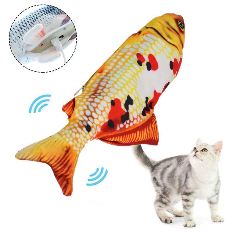 lffopt Gatos Juguetes Juguetes Gatos Juguetes interactivos Gato Juguetes de Gato para Gatos de Interior goldenkoi: Amazon.es: Hogar