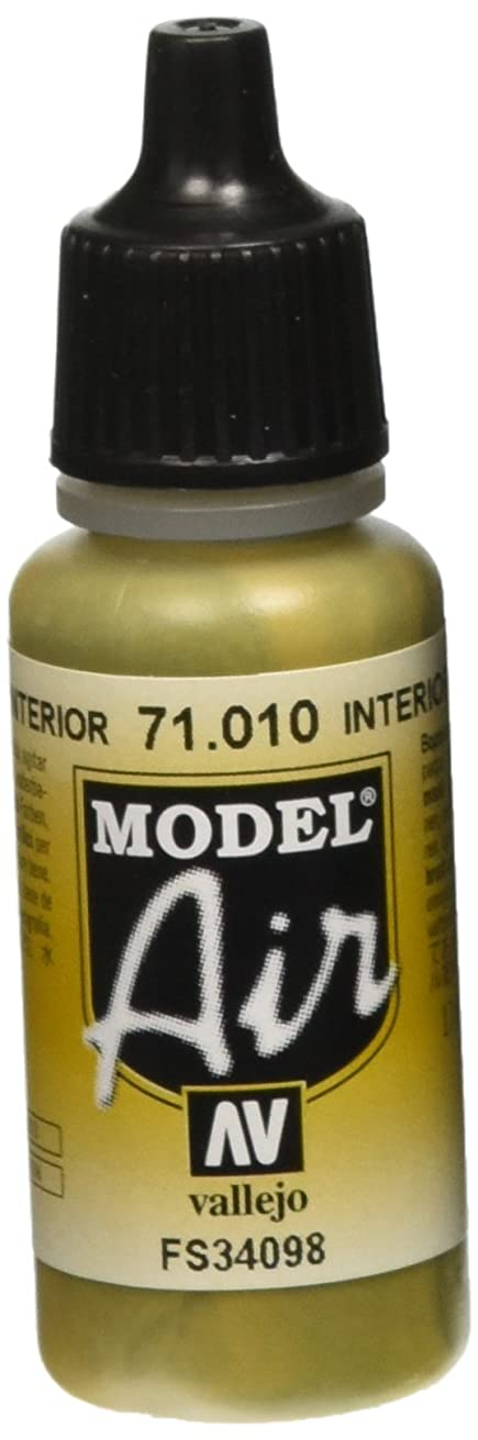 Vallejo Interior Green Paint, 17ml