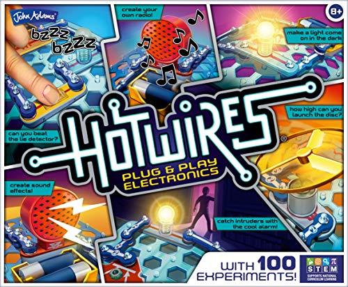 John Adams - Hot Wires: Démarrer en faisant se toucher les fils de contact