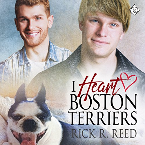 I Heart Boston Terriers  By  cover art