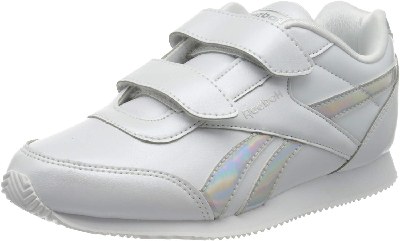 Reebok Kids Classic Shoes Girls Royal Jogger 2.0 Sneakers 2V Silhouette DV9021