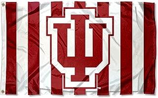 Indiana Hoosiers Candy Stripe Pants Flag