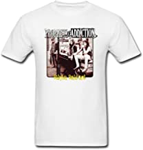Z11S4H ROCKLAHOMA PROPHETS OF ADDICTION As We Fall Men's T-Shirts