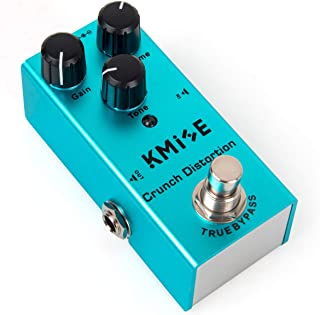Electric Guitar Distortion Effect Pedal Mini Single Type...