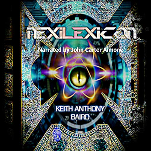 Nexilexicon audiobook cover art