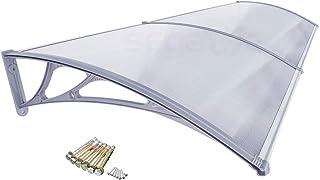 "Adumly Set of 40 x 80"" Door Balcony Window Patio Sunshade Canopy Awning Shelter"