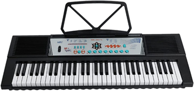 Ranking TOP7 Teerwere Beginner Electronic Piano 61 Electric Key Max 77% OFF Elec Keyboard