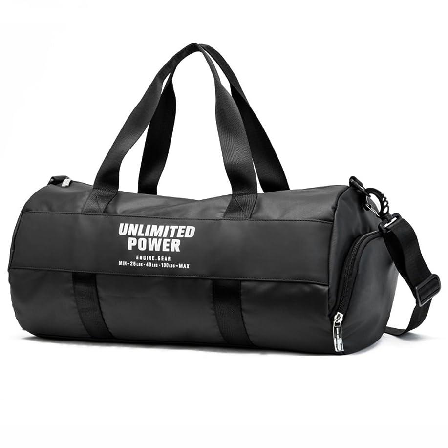 連合スピーカーハンドブックXuexueジムバッグスポーツHoldall Travel Weekender Duffel Bag with Shoeコンパートメントfor Men and Women