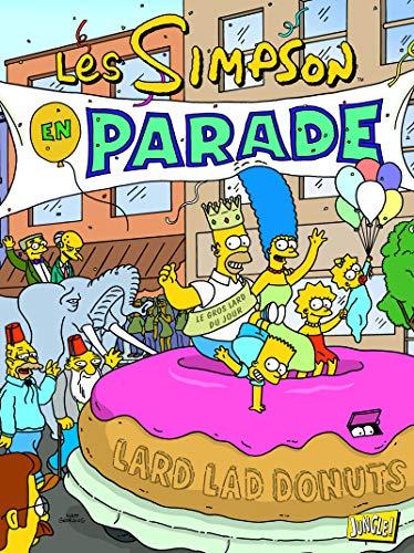 Les Simpson - tome 24 En parade (24)