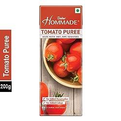 Dabur Hommade Tomato Puree ,200 g