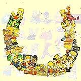 20 dibujos animados Graffiti Maleta Pegatinas Trolley Viaje...