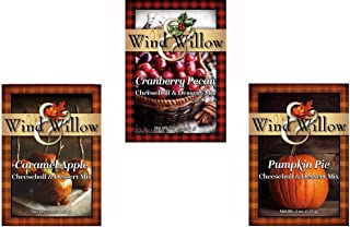 wind & willow pumpkin pie cheese ball