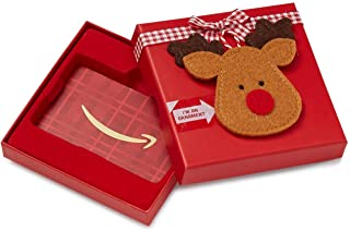 Amazon.com Gift Card in a Holiday Style Gift Box (Various Card Designs)