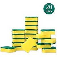 20-Pack Esonmus Heavy Duty Scrub Sponge