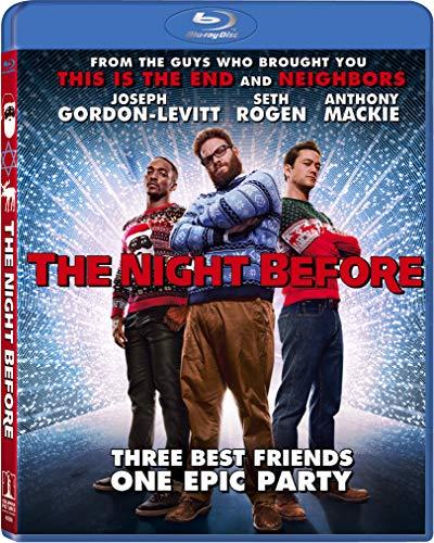 Night Before, The - Blu-ray