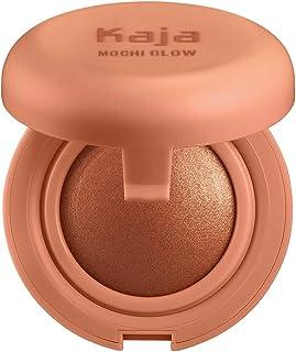 KAJA Mochi Glow Bouncy Highlighter   04 Stardust - golden bronze shimmer   Cruelty-free, Paraben-free, Sulfate-free, Phtalates-free, K-Beauty