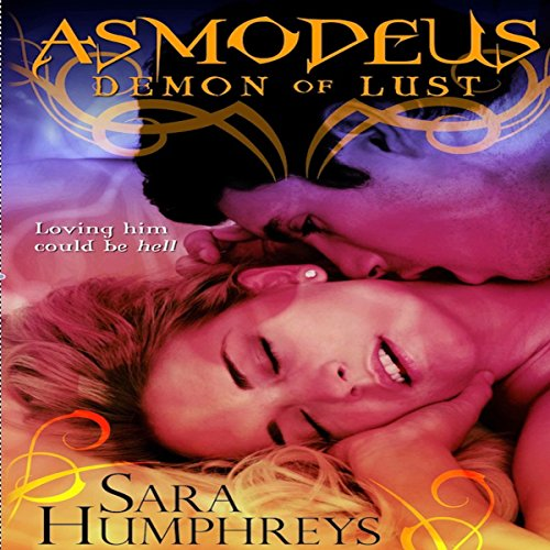 Asmodeus: Demon of Lust audiobook cover art