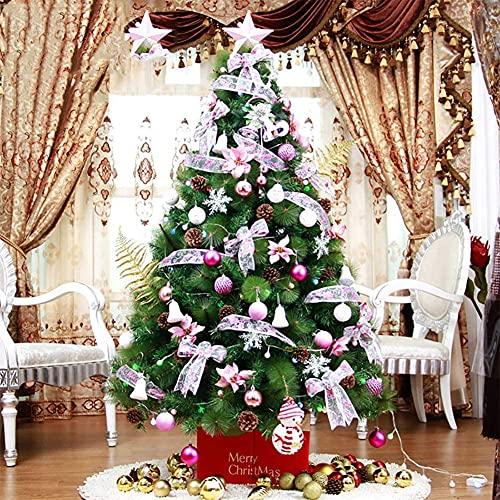 YSDKJ Árbol de Navidad Artificial Árbol de Navidad Artificial, árbol de Abeto...