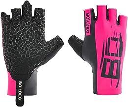 Sport handschoenen Gewichtheffen Handschoenen Sport Gym Mannen en Vrouwen Sport Polsbandjes Non-slip Half Finger Handschoe...