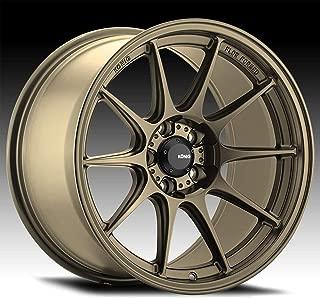 Konig Dekagram Custom Wheel Gloss - Bronze - 15