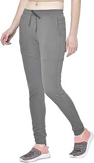 American-Elm Slim Fit Dri Fit Track Pant for Women- Running Jogger Pant, Yoga Pants for Women