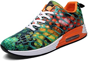 Unisex Camouflage Badminton Shoes Mens Womens Lightweight Court Tennis Running Sneakers with Arch Support