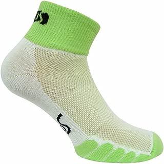 Eurosocks Cycling Socks,  Embraces The Foot,  Thick Cushion Feel,  No Pinch Seamless Toe,  Ventilation Knit- 4612