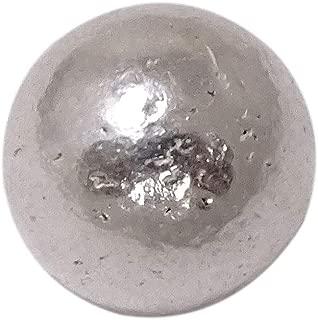 Healing Ball Full Round Pure Silver Ball Pendant Goli evil eye protection yantra