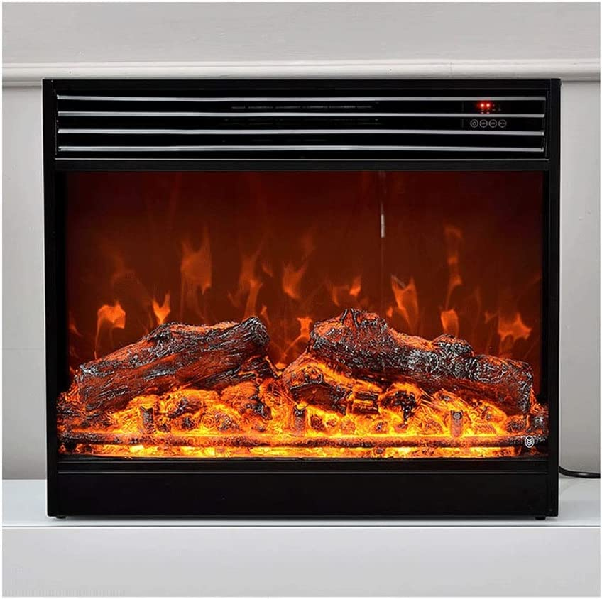 2021 spring and summer new XCJ Fireplace Electric 750 Wall 1500W Max 71% OFF Mounted Recessed