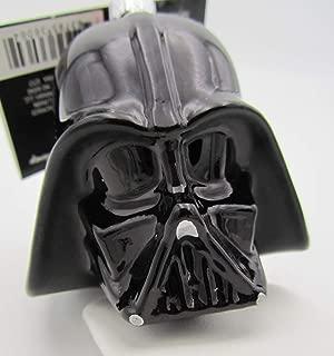 Hallmark Star Wars Darth Vader Helmet Blown Glass Christmas Tree Ornament