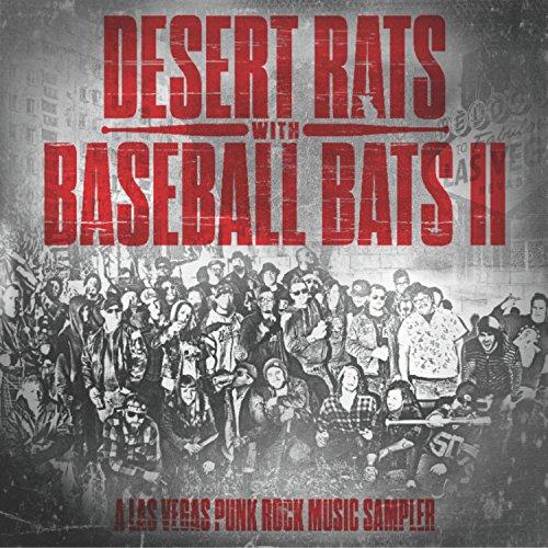 Desert Rats With Baseball Bats [Vinyl LP]