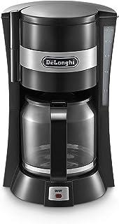 De'Longhi Powder Filter Coffee Machine, Black, ICM15211, 1