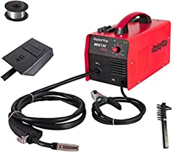 Display4top Portable No Gas MIG 130 PLUS Welder Flux Core Wire Automatic Feed Welding..