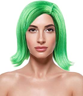 Wig for Cosplay Disgust Green HW-137
