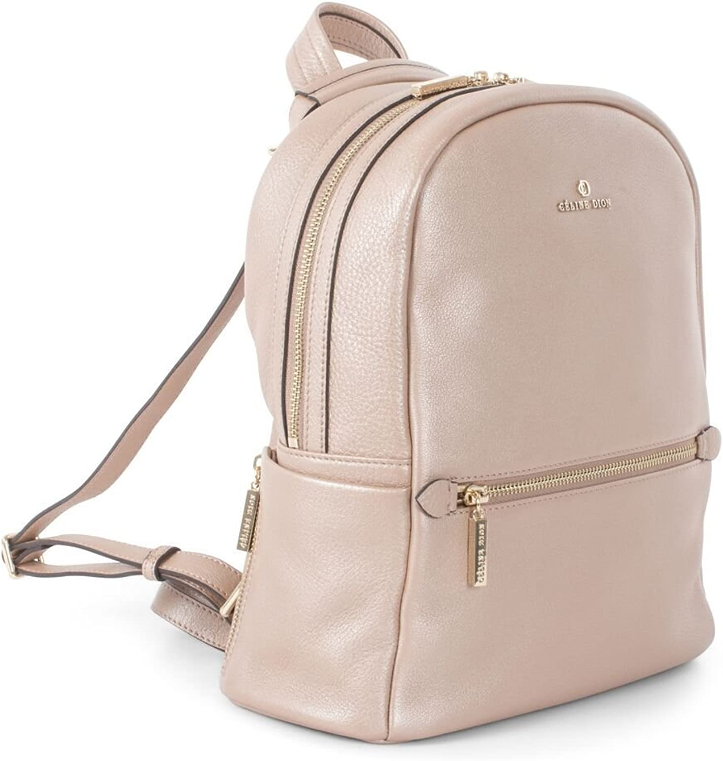 Céline Dion Adagio Backpack Leather (pinkgold)