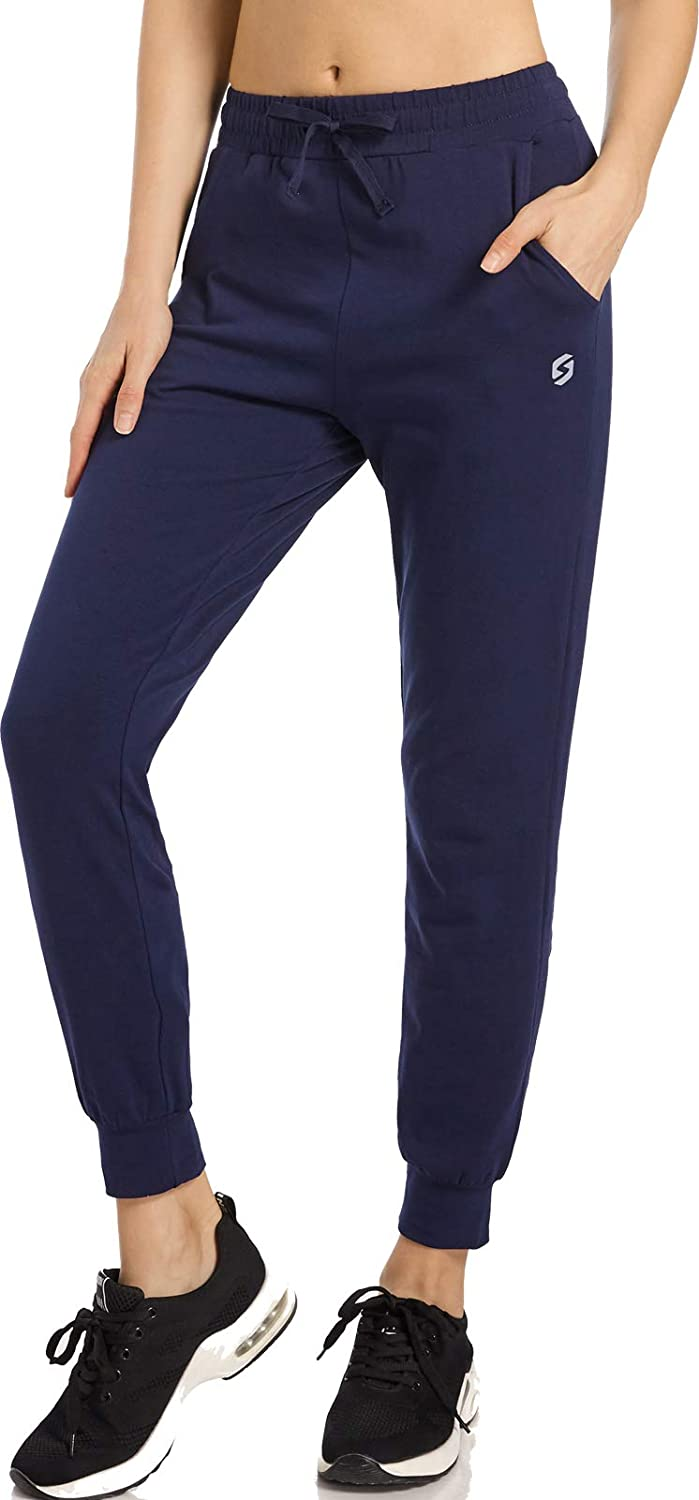 Spowind Women's Joggers Lounge Sweatpants Yoga Tapered Max 70% OFF Spasm price Workout C