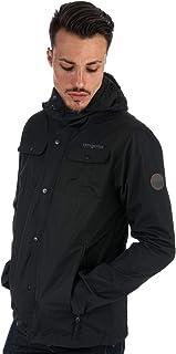 Crosshatch Men's Rainout Hooded Casual Jacket