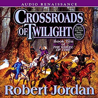 Crossroads of Twilight audiobook cover art