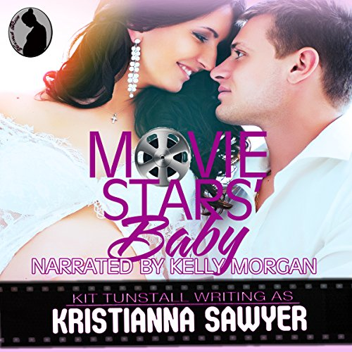 Movie Stars' Baby audiobook cover art