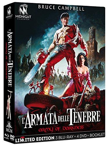 L'Armata delle Tenebre-Midnight Classics Limited Edition (4 DVD + 3 Blu-Ray)