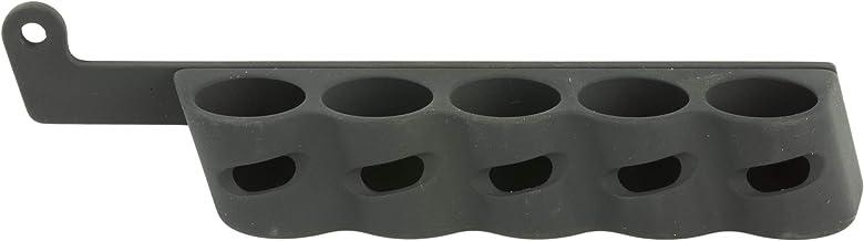 product image for GG&G GGG-2002 Inc., 5 Shot Side Saddle, fits Mossberg Shockwave, Holds 12 Gauge Ammunition, Angle Facilitates Easy Bottom Loading of The Magazine Tube & Top Loading of The Chamber, black Finish, 12GA