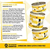 Weruva Cats in the Kitchen, Chicken Frick 'A Zee with Chicken Au Jus Cat Food, 6oz Can (Pack of 24), Yellow