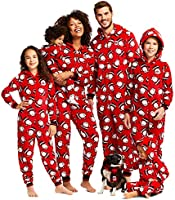 Jammin Jammies Family Believers Matching Pajamas - Plush Onesies