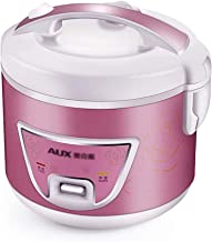 Rice cooker (3 liters / 500W / 220V) Smart home insulation Multi-function quality internal spoon Steam spoon and measuring...