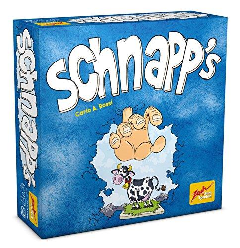 Zoch 601105009 - Schnapp's, Familienspiel