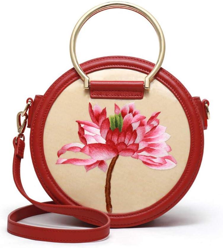 Household items Chinese Style Fashion w Small Round Indefinitely Bag Regular store Handbag