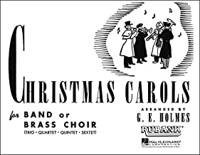 christmas carol band arrangements