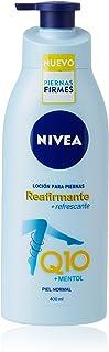 NIVEA Q10 Loción para Piernas Reafirmante + Refrescante en loción reafirmante para piel normal loción hidratante corporal...